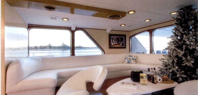 Giba One Charter Yacht - 3