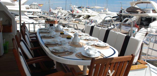 Lady Tatiana Charter Yacht - 5