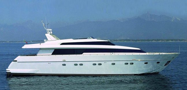 Sparkling Charter Yacht