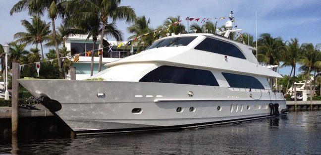 Adventure Us II Charter Yacht