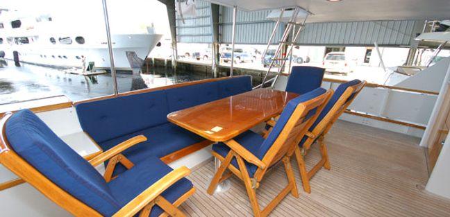 Pendana Charter Yacht - 3