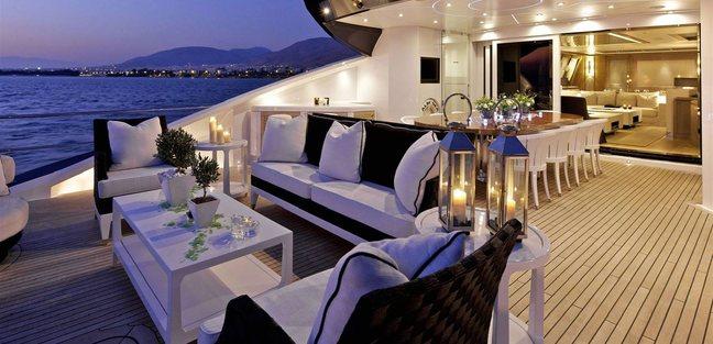 Domino Charter Yacht - 5
