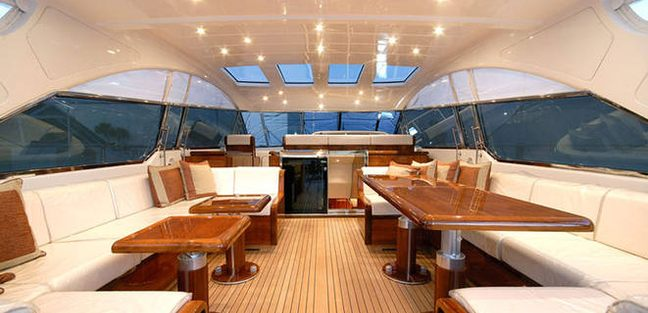 M Sixty Five Charter Yacht - 2