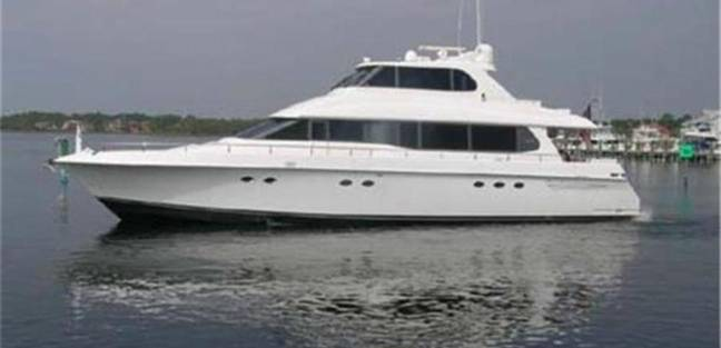 At Ease Charter Yacht