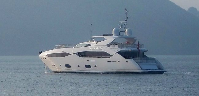 Lady Anna IV Charter Yacht - 2
