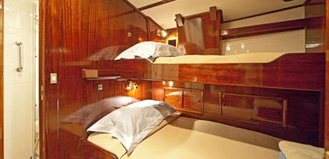 Dark Star of London Charter Yacht - 5