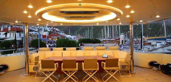 Aresteas Charter Yacht - 4