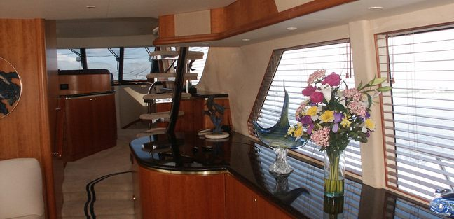 Off Course Charter Yacht - 2