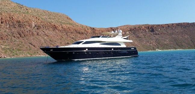 Catari Charter Yacht