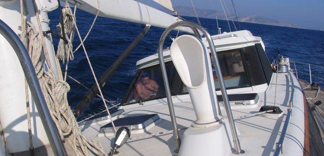 Compound Interest Charter Yacht - 4