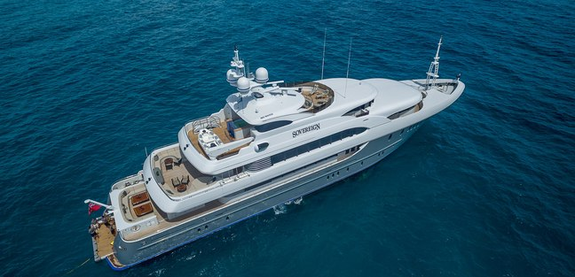 Sovereign Charter Yacht - 5