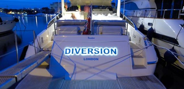 Diversion Charter Yacht - 5