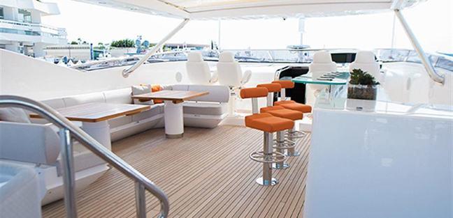 Settlement Charter Yacht - 5