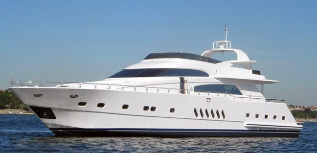 April Charter Yacht