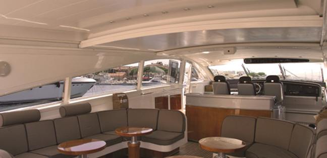 Disco Volante Charter Yacht - 5