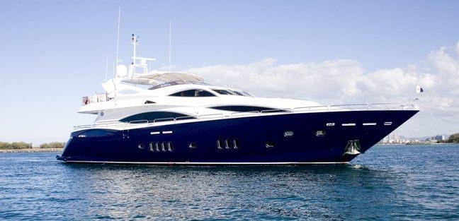 Kefi Charter Yacht