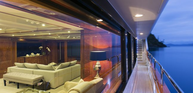 Sovereign Charter Yacht - 6