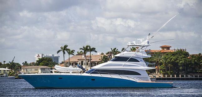 Silky Charter Yacht