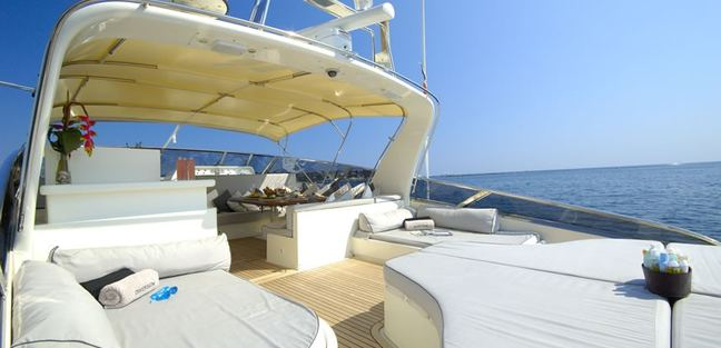 Diversion Charter Yacht - 2