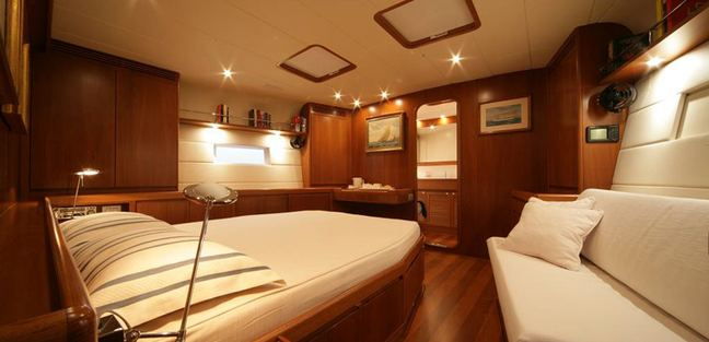 Si Vis Pacem Charter Yacht - 7