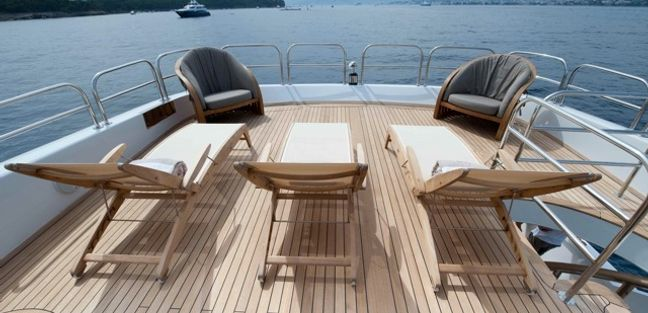 Palm B Charter Yacht - 5