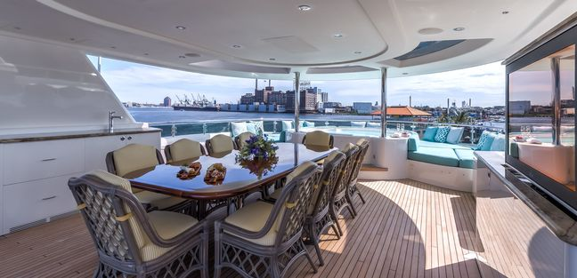 Endeavour Charter Yacht - 5