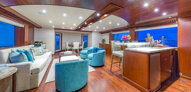 Lady S Charter Yacht - 8