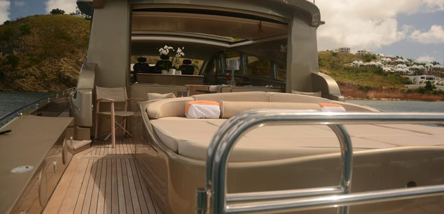 Tender To Charter Yacht - 3