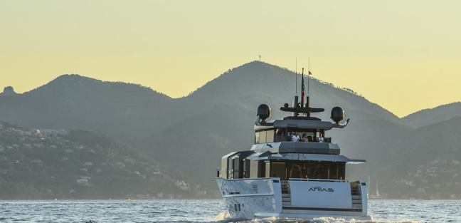Aria.S Charter Yacht - 6