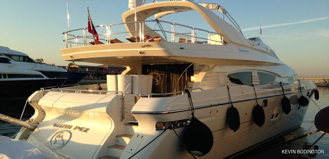 Gran Pez Charter Yacht - 2