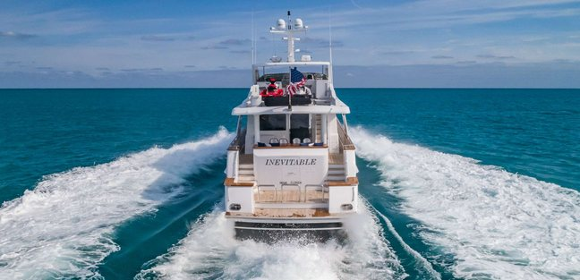 Inevitable Charter Yacht - 5