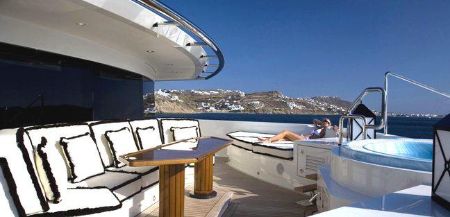 Alfa Nero Charter Yacht - 7