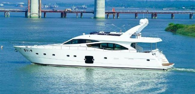Heysea 78 Charter Yacht