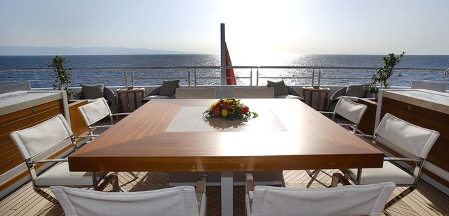 Quantum of Solace Charter Yacht - 5