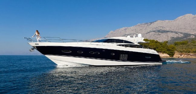 Imperial Princess II Charter Yacht - 2