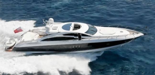 Mangusta Charter Yacht