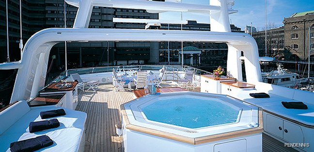 Moatize Charter Yacht - 3