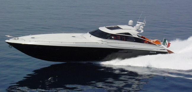 Les A Charter Yacht