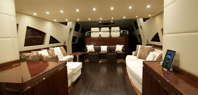 White Pearl Charter Yacht - 6