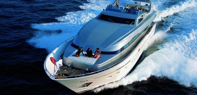 Technema 105 Charter Yacht - 2