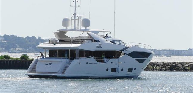 Mr. K Iriston Charter Yacht - 5