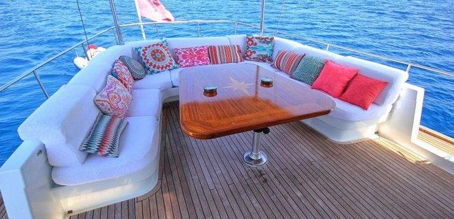 Caneren Charter Yacht - 3