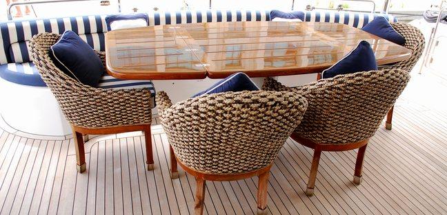 Lady Zehava Charter Yacht - 2