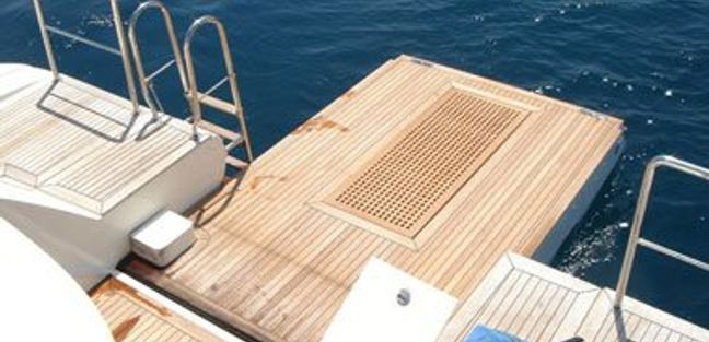 Papos M Charter Yacht - 5