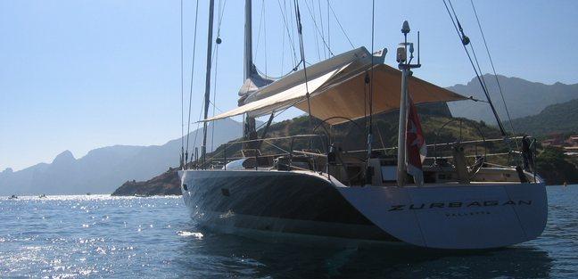 Zurbagan Charter Yacht - 3