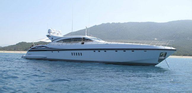 BO Charter Yacht