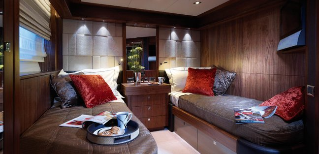 Tuppence Charter Yacht - 6