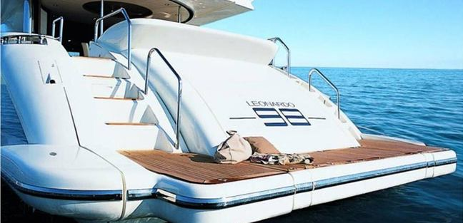 Azimut 98 Leonardo Evolution Charter Yacht - 2