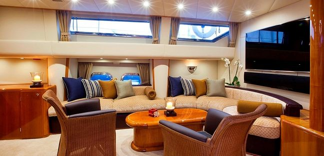 Ree Charter Yacht - 8