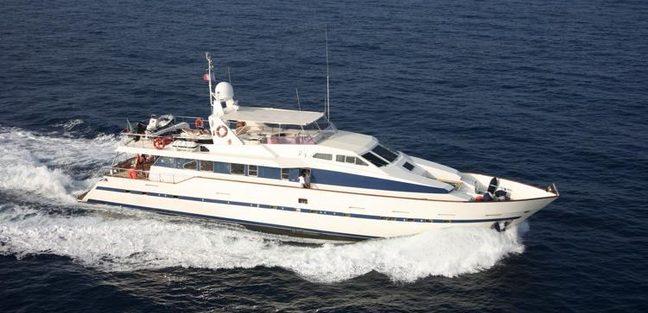 Azure Rhapsody Charter Yacht